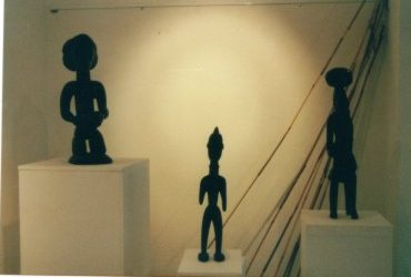 Figuren aus West-Afrika